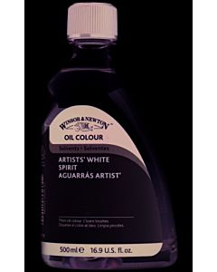 Winsor & Newton Artist White Sprit 500ml