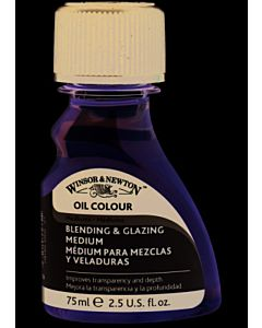 Winsor & Newton Blending Glazing Medium 75ml