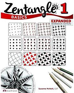 Zentangle Basics Expanded Workbook Edition