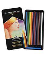 Prismacolor Premier Colored Pencils Tin Set of 12 - Basic Colors