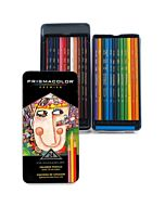 Prismacolor Premier Colored Pencils Tin Set of 24 - Assorted Colors