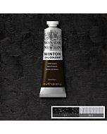 Winsor & Newton Winton Oil Color 37ml - Ivory Black
