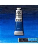 Winsor & Newton Winton Oil Color 37ml - Phthalo Blue