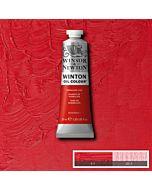 Winsor & Newton Winton Oil Color 37ml - Vermilion Hue