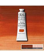Winsor & Newton Artists' Oil Color 37ml - Transparent Red Ochre