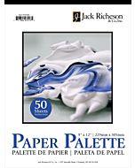 9X12 Disposable Paper Palette