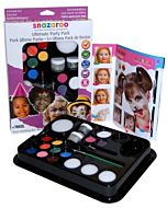 Snazaroo Face Paint Ultimate Party Pak