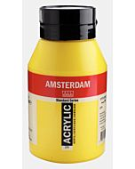 Amsterdam Acrylic Color - 1 Liter - Primary Yellow