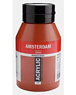 Amsterdam Acrylic Color - 1 Liter - Burnt Sienna