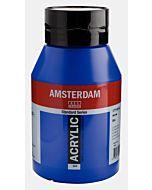 Amsterdam Acrylic Color - 1 Liter - Ultramarine