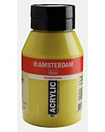 Amsterdam Acrylic Color - 1 Liter - Olive Green Light