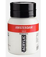 Amsterdam Acrylic Color - 500ml - Zinc White