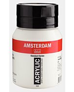 Amsterdam Acrylic Color - 500ml - Titanium White