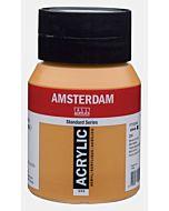 Amsterdam Acrylic Color - 500ml - Raw Sienna