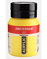 Amsterdam Acrylic Color - 500ml - Primary Yellow