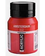 Amsterdam Acrylic Color - 500ml - Carmine