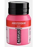 Amsterdam Acrylic Color - 500ml - Quinacridone Rose