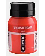 Amsterdam Acrylic Color - 500ml - Naples Red Medium