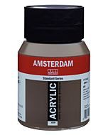 Amsterdam Acrylic Color - 500ml - Raw Umber
