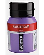 Amsterdam Acrylic Color - 500ml - Ultra Violet