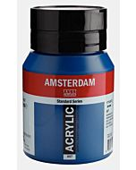 Amsterdam Acrylic Color - 500ml - Greenish Blue