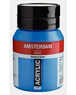 Amsterdam Acrylic Color - 500ml - Primary Cyan