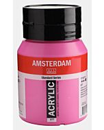 Amsterdam Acrylic Color - 500ml - P Red Violet Light