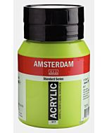 Amsterdam Acrylic Color - 500ml - Yellowish Green