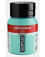 Amsterdam Acrylic Color - 500ml - Turquoise Green
