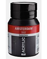 Amsterdam Acrylic Color - 500ml - Oxide Black