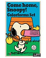 Colorforms - Come Home Snoopy