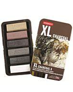 Xl Charcoal Tin 6