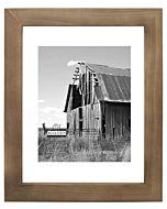 Malden Designs - Barnwood Distressed Float Frame - Taupe - 11x14
