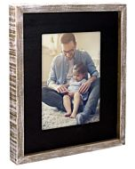 Malden Deisigns - Rustic Black - 8x10