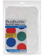 PanPastel Soft Pastels - 10 Color Pan Tray