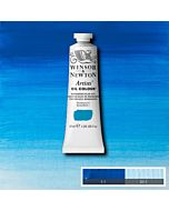Winsor & Newton Artists' Oil Color 37ml - Manganese Blue Hue