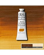 Winsor & Newton Artists' Oil Color 37ml - Transparent Gold Ochre