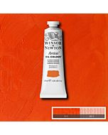 Winsor & Newton Artists' Oil Color 37ml - Winsor Orange
