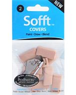 PanPastel Tools - No 2 Flat Covers (10)