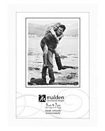 Malden Designs - Concepts Wood White Frame 5x7