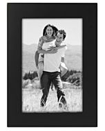 Malden Designs - Linear Black Frame 4x6