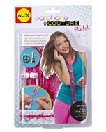 Alex Toys Earphone Couture Fluffy