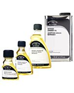 Winsor & Newton Refined Linseed Oil 500ml