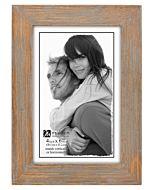 Malden Designs - Linear Driftwood Frame 4x6