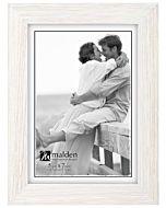Malden Deisigns - Rustic White - 5x7