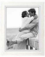 Malden Deisigns - Rustic White - 8x10