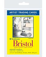 Strathmore Canvas Artist Trading Cards 1 Pack (10 Cards)