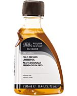 Winsor & Newton Cold Pressed Linseed Oil 250ml