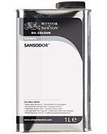 Winsor & Newton Sansodor Solvent 1000ml