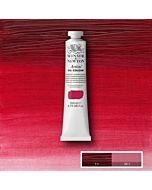 Winsor & Newton Artist Oil Colors - 200ml - Permanent Alizarin Crimson